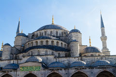 Sultan Ahmed Mosque, Istanbul Turkey Stock Photography