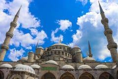 Sultan Ahmed Mosque - Istanbul, Turquie Photos libres de droits