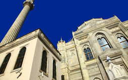 Sultan Ahmed Mosque, Istanbul. Royalty Free Stock Photography