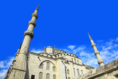 Sultan Ahmed Mosque, Istanbul. Royalty Free Stock Image