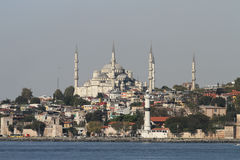 Sultan ahmet Blue Mosque in Istanbul Royalty Free Stock Images