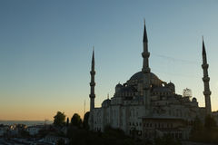 Sultan Ahmet (Blue) mosque Stock Photography