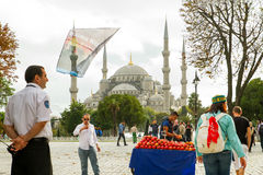 Sultan Ahmet Camii Blue Mosque Royalty Free Stock Photography