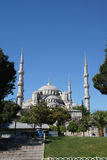 Sultan Ahmet Camii ( Blue Mosque ) Stock Images