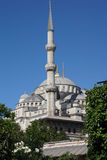 Sultan Ahmet Camii ( Blue Mosque ) Royalty Free Stock Image