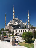Sultan Ahmet camii. Most famous as Blue mosque. Stock Images