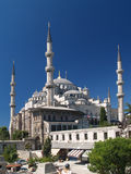 Sultan Ahmet camii. Most famous as Blue mosque. Main mosque of Istanbul - Sultan Ahmet camii. Most famous as Blue mosque Stock Photos