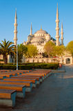 Sultan Ahmet Mosque Stock Photography