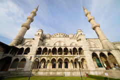 Sultan Ahmet Mosque Royalty Free Stock Photos