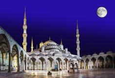 Sultan Ahmet & x28; Mosque& blu x29; Ä°stanbul Fotografia Stock