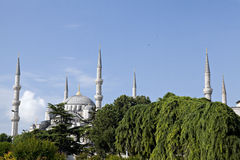 Sultan Ahmet Mosque / Blue Mosque Royalty Free Stock Image