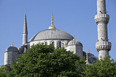 Sultan Ahmet Mosque / Blue Mosque Royalty Free Stock Photo
