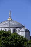 Sultan Ahmet Mosque / Blue Mosque Royalty Free Stock Images