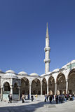 Sultan Ahmet Mosque / Blue Mosque Stock Image