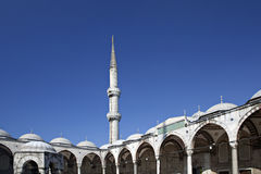 Sultan Ahmet Mosque / Blue Mosque Stock Photo