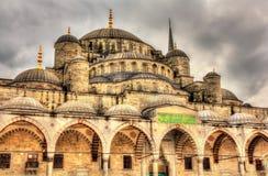 Sultan Ahmet Mosque (Blue Mosque) in Istanbu Stock Photos