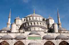 Sultan Ahmet Mosque (Blue Mosque) Royalty Free Stock Photography