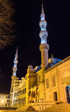 Sultan Ahmet Mosque (Blue Mosque) in Istanbul Stock Photography