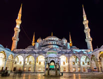 Sultan Ahmet Mosque (Blue Mosque) in Istanbul Stock Photos