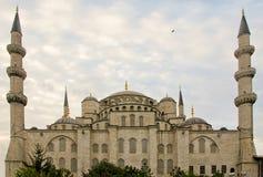 Sultan Ahmet. Mosque Sultan Ahmet in Istanbul Stock Image