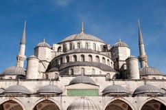 Sultan Ahmet Mosque (mosquée bleue) Photographie stock libre de droits