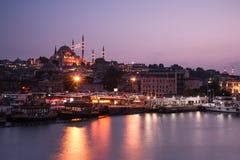Sultan Ahmet Square, Istanbul, die Türkei lizenzfreie stockfotos