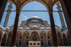 Sultan Ahmet Square, Istanbul, die Türkei lizenzfreies stockfoto