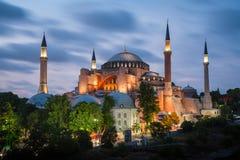 Sultan Ahmet Square Istanbul, Turkiet royaltyfri fotografi