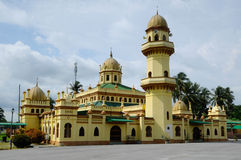 Sultan Ala'eddin Royal Mosque in Banting Royalty Free Stock Images