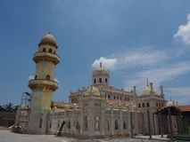 Sultan Alaeddin Mosque Foto de archivo