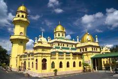 Sultan Alaeddin Mosque, Malaysia Stock Image