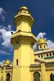 Sultan Alaeddin Mosque, Malaysia Stock Photos