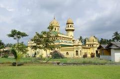 Sultan Ala'eddin Royal Mosque in Banting Royalty Free Stock Photos