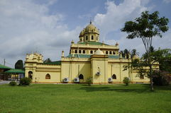 Sultan Ala'eddin Royal Mosque in Banting Stock Photography