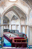 Sultan Amir Ahmad historic bath, Iran Stock Images
