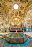 Sultan Amir Ahmad historic bath, Iran Royalty Free Stock Photo
