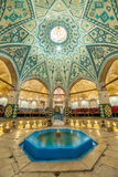 Sultan Amir Ahmad historic bath, Kashan Stock Image