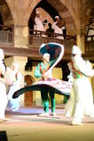 Sultan barqoq Türmotiv in Ägypten lizenzfreies stockbild