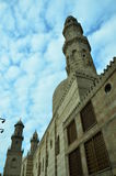 Sultan barqoq Türmotiv in Ägypten Lizenzfreie Stockfotos