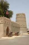 Sultan bin Zayed Fort in Al Ain Royalty Free Stock Photos