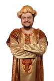 Sultan, carnival costume Stock Photo