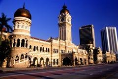 sultan för abdul byggnadssamad Royaltyfria Foton