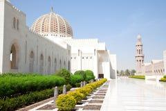 sultan för muscatoman qaboos Arkivbilder