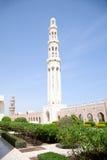 sultan för muscatoman qaboos Arkivfoto