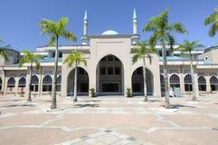 Sultan Haji Ahmad Shah Mosque a K eine UIA-Moschee in Gombak, Malaysia Lizenzfreie Stockfotografie