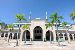 Sultan Haji Ahmad Shah Mosque a.k.a UIA Mosque in Gombak, Malaysia. KUALA LUMPUR, MALAYSIA – JANUARY, 2015: The Sultan Haji Ahmad Shah Mosque is situated at Royalty Free Stock Image