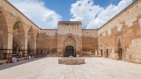 Sultan Han Caravanserai Cappadocia turco Imagem de Stock