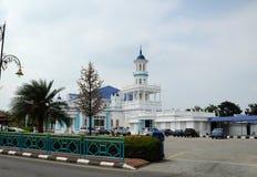 Sultan Ibrahim Jamek Mosque at Muar, Johor Royalty Free Stock Photography
