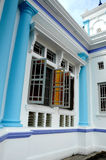 The Sultan Ibrahim Jamek Mosque at Muar, Johor Royalty Free Stock Photo
