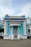 The Sultan Ibrahim Jamek Mosque at Muar, Johor Stock Photo